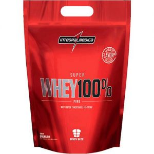 whey 100% integralmedica