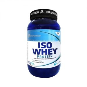 iso whey cookies performance